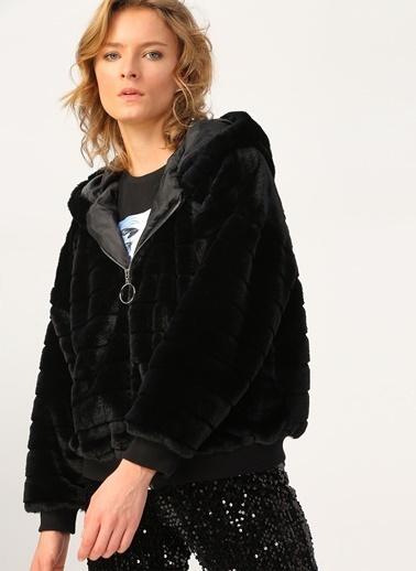 Quzu Ceket Siyah